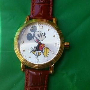 Official Disney Mickey Mouse  Unisex Watch